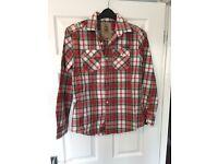 Men's Checked Casual Shirt