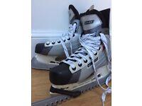 Bauer Nike hockey boots/speed skates