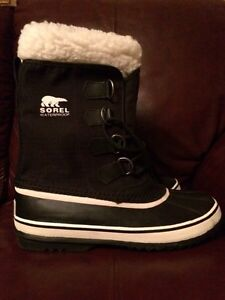 Sorel ladies size 9 winter boots
