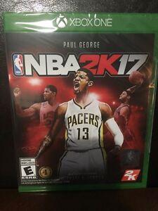 NBA 2K17 - Xbox One - Brand New