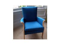 Lovely Parker Knoll armchair