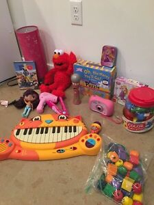 Girls Toy Collection Strathcona County Edmonton Area image 1