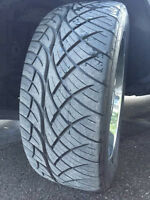 305/45/22 - 420s Nitto Tires.