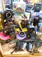 JC Retail - Cameras & Camcorders for Sale!