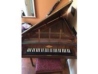 De Blaise harpsichord 1970