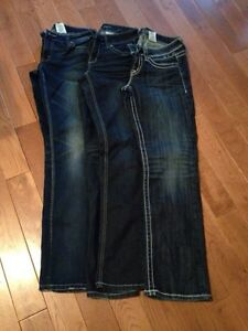 Ladies warehouse one jeans