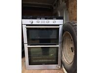 Siemens double oven / oven and grill