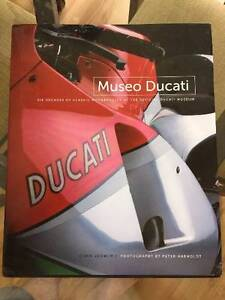 Ducati Books for Collectors