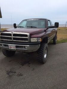 Dodge ram 2500 24v 2001 diesel