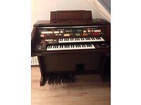 Technics G7 organ