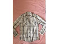Mens Medium River Island Shirt.