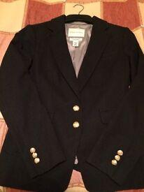 Banana Republic woollen jacket size 4P (UK8)