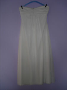 wedding or formal wear dress-size 12 petite, reduced price