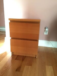 Table de nuit