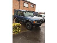 LAND ROVER DISCOVERY 200TDI OFF ROAD SPEC
