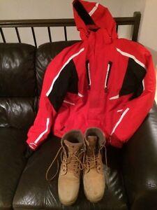 Manteau d'hiver et Bottes à vendre Saguenay Saguenay-Lac-Saint-Jean image 1