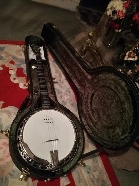Custom Deering, Sierra 5 String Banjo | in Ludlow, Shropshire | Gumtree