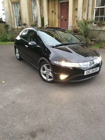 Honda Civic 2.2cdti sports