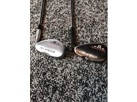 Cobra your trusty 56 and 62 wedge great condition
