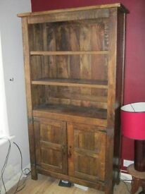 Solid Mangowood Cabinet