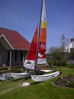 Catamaran - Hobie Cat 16