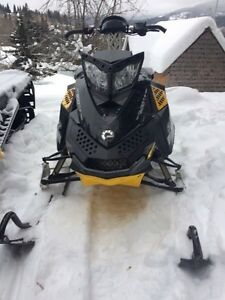 2011 skidoo summit xp 800 etec