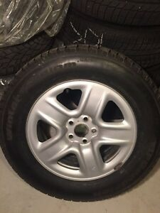 Toyota winter tires