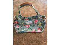 Cath Kidston Rainbow Rose Day Bag