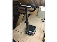 Body sculpture power trainer 1500 vibration plate £45