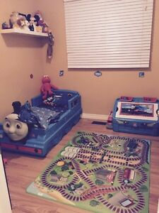 Thomas the Train Bedroom Set