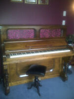 ABSOLUTELY BEAUTIFUL ANTIQUE PIANO