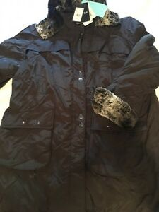 Ladies plus size winter coat BNWT Kitchener / Waterloo Kitchener Area image 1