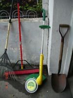 weed eater (coupe herbe,taille bordure)avec plus tout pour 45$