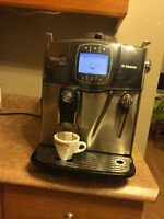 Saeco Incanto Sirius Coffee And Espresso Maker