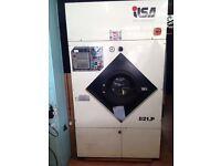 iLSA dry cleaning machine
