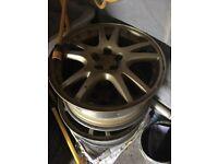 Subaru Impreza wheels