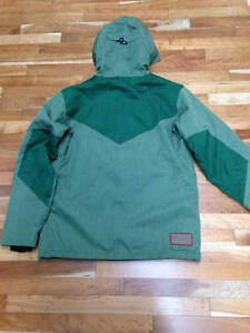 DC snowboard jacket Size M mens