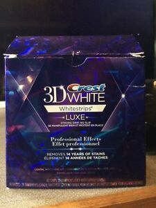 Crest White 3D Whitening Strips- Professional Effects
