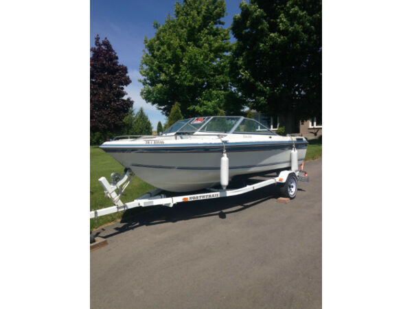 Used 1992 Cadorette Elite 166