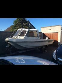 Fast Fisher 60hp
