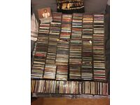 650 CDS - SINGLES AND ALBUMS