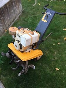 Free pick up old gas lawn mowers