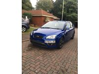 Ford Focus st-3 2.5t remapped
