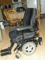 Invacare Storm TDX5 Power Wheelchair