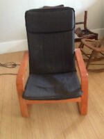 Ikea Chair - buy now or view at Yard Sale this Saturday