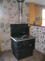 Bakers Choice Wood Cookstove Brand New  Certified Mississauga / Peel Region Toronto (GTA) Preview