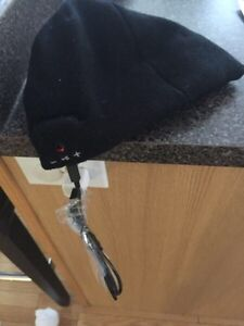Bluetooth wireless headphone toque hat Strathcona County Edmonton Area image 2