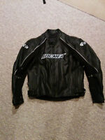 Joe Rocket Blaster 4.0 Leather Motorcycle Jacket