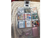 Nintendo DS with over 200 games