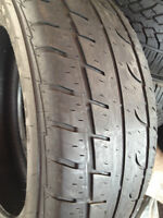Set of 4 FIRESTONE Summer tires 225/60/18